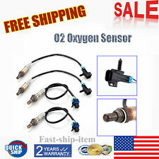 4PCS Oxygen O2 Sensor Up&Downstream for 2007 Chevrolet Silverado 1500 4.8L 5.3L