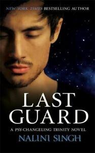 Last Guard: Book 5 by Nalini Singh
