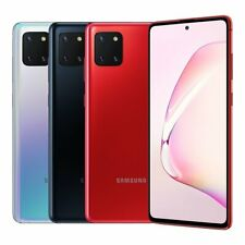 Samsung Galaxy Note 10 Lite SM-N770F/DS 128GB 6GB Dual SIM Unlocked Global Model