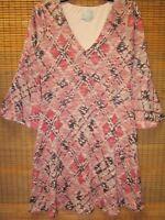 NEW Anthropologie Maeve Erina Lined swing dress, bell sleeve XXSP XSP XXS S M L