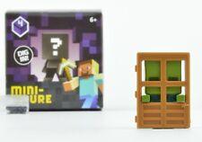 Minecraft Obsidian Collectible Figures Wave 4 1.5-Inch Figure - Zombie At Door