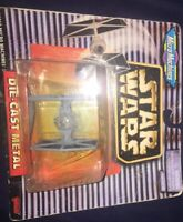 1996 Star Wars TIE FIGHTER Micro Machine Die-Cast Metal Galoob NEW IN BOX