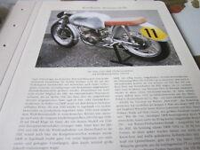 Motorrad Archiv Rennmodelle 2220 DKW 250 ccm 2 Zylinder Rennmaschine 1952/1953