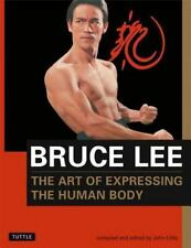 The Art of Expressing the Human Body by Bruce Lee (1998, Paperback)