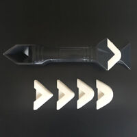 Silikon Dichtungsmittel Spachtel Zement Schaber Entferner Reiniger Werkzeug Neu