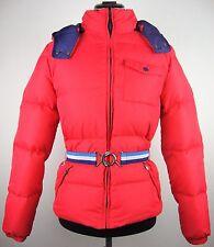 Lacoste Live plumifero Down Jacket señora chaqueta capucha talla M nuevo con etiqueta