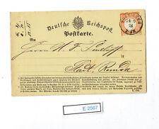 (E2567) DR Herrliche Karte