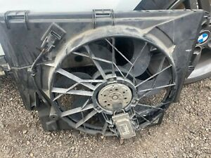 Diesel Electric Radiator Fan 7801993 BMW 1 3 Series E8X E9X 118d 120d 318d 320d