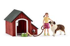 SCHLEICH®  Farm World 42376  Hundehütte, NEU & OVP