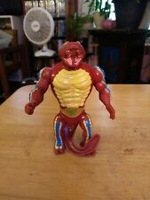 Vintage Rattlor 1986 He-Man Masters of the Universe MOTU
