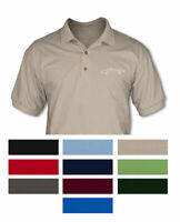 Alfa Romeo Spider Veloce Convertible 1966 - 69 Polo Shirt  Multiple Colors Sizes