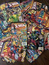 Various X-Men Marvel Comics Job Lot - Uncanny, Essential, Few Other Spin Offs