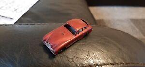 Matchbox Lesney MB53 Aston Martin. Metallic Burgundy.