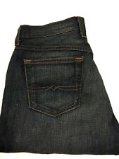 Lucky Brand Dungarees  CLASSIC CROP JEANS by Gene Montesano  SIZE 29 INSEAM 23