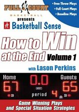 How To Win At The End Vol.1 with Lason Perkins New Basketball Coaching Dvd