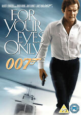 For Your Eyes Only [1981] (DVD) Roger Moore, Carole Bouquet, Julian Glover