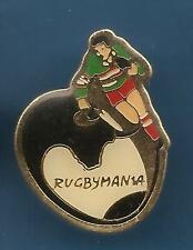 Pin's pin RUGBY MANIA (ref 065)