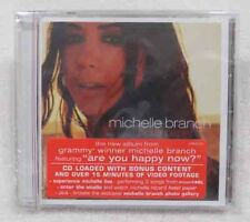 Michelle Branch CD Hotel Paper    NEW   SEALED    FREE SHIPPING
