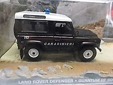 LAND ROVER Defender 109 Quantum Trost James Bond 007 TV Movie IXO Altaya SP 1:43