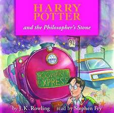 Harry Potter and the Philosopher's Stone by J. K. Rowling (CD-Audio, 2010)