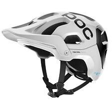 Poc Tectal Gara Spin Mountain Bike Casco da bicicletta Bianco misura Xl/xxl