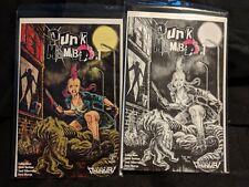 Punk Mambo #1 Iron Maiden Homage Comic Set Valiant Variant Rare Low Print Run