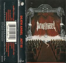 Death Angel - Act III (Cassette 1990 Geffen)
