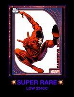 Topps Marvel Collect Daredevil Spider-Man Spidey Suits 1st Digital Trader SR 234
