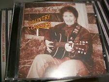 MARY MCCOY - Country Classics - BRAND NEW SEALED CD - Texas Radio Hall of Fame