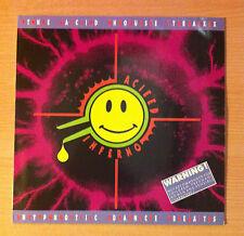 ACIEED INFERNO -Various - Vinyl Lp compilation -BCM Records  BCM 33014 -1988 EU