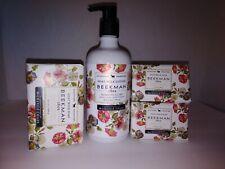 Lot Of Beekman 1802 Morning Glory Mackenzie - Childs Goat Milk Lotion Soap *New*