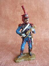 Soldat de plomb napoléonien Train des équipages de la garde impériale Conducteur