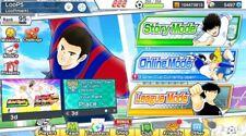 Captain Tsubasa Dream Team Globale Starter 5800+ DreamBalls StoryEnd