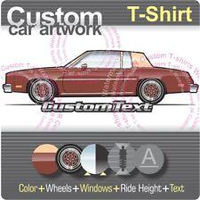 Custom T-shirt 1978 79 1979 80 olds oldsmobile Cutlass Supreme T-Top Calais LS