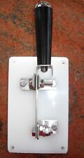 Fence switch, super heavy base, unmatched quality, Stainless Steel, 5003710