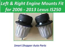 Left & Right Engine Mounts Fit for 2006 2007 2008 2009 2010 - 2013 Lexus IS250
