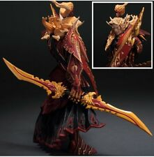 WOW WORLD OF WARCRAFT BLOOD ELF PALADIN QUIN'THALAN SUNFIRE ACTION FIGURES TOY