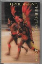 PAUL SIMON-RHYTHM OF THE SAINTS. CASSETTE.