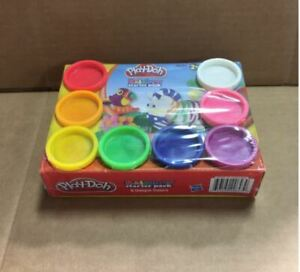 PLAY-DOH  RAINBOW STARTER PACK 8 DIFFERENT COLORS 16OZ.
