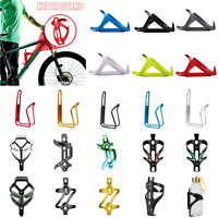 Motorcycle Bike Water Bottle Holder Carrier Bicycle Drink Container Cage Bracket