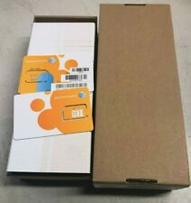 Lot of 250 At&T Triple cut Sim Post-paid or Prepaid At&T Brand new unactivated
