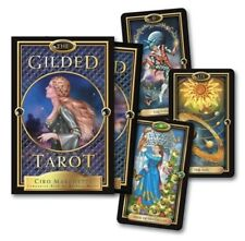 Gilded Tarot - Based on a Rider-Waite-Smith Deck - 78 Card Deck & 168 Page Book