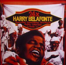Harry Belafonte- 24x Harry Belafonte- 2 CDs- lesen