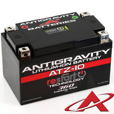 Antigravity RE-START ATZ-10 Stock Case 360CCA Lithium Ion Battery + Jump Start
