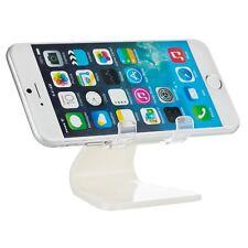 Micro-Saug Auto Kfz Halterung Stand Halter für iPhone 6 Plus 5S Smartphone Weiß