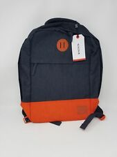 Nixon Beacon Backpack - Dark Grey/Orange