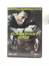 Flash Point (2007) DVD -  Donnie Yen Louis Koo - Like New