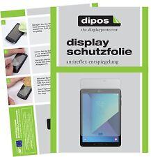 2x Samsung Galaxy Tab S3 Schutzfolie matt Displayschutzfolie Folie dipos