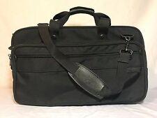 Vintage Briggs & Riley Black Ballistic Nylon Expandable Duffel Luggage Bag VGUC
