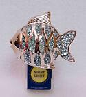 Bath & Body Works Glitter Fish Night Light Wallflower Plug In Diffuser